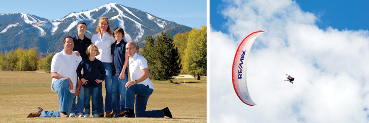 Summer Portraits and Action Photos at beautiful Crested Butte